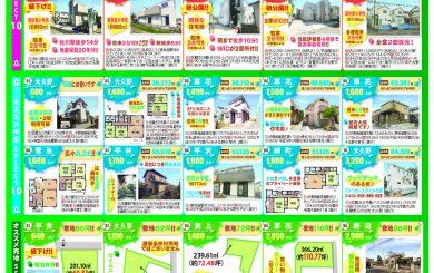 4月27日 新聞折込広告